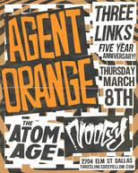 Agent Orange 2018
