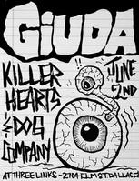 Giuda Killer Hearts