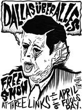 Dallas Uber Alles - Dead Kennedys tribute