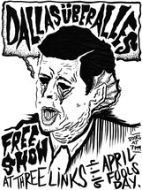 Dallas Uber Alles - Dead Kennedys tribute