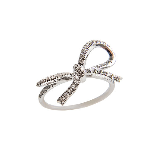 """""""The Bow"""" Ring"""