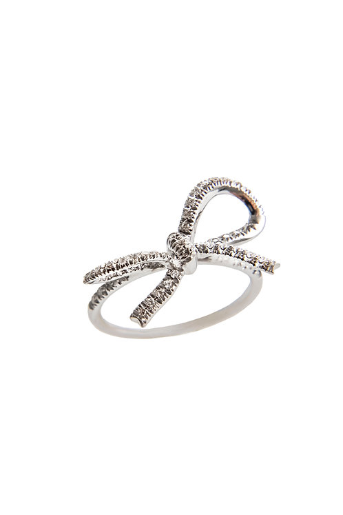 """The Bow"" Ring"