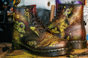 Dr. Martens for Punk Rock Bowling 2018