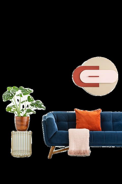 Sofa Verpakung