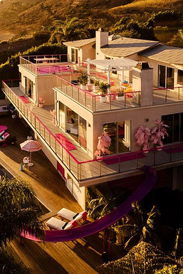 A Real-Life Barbie Dreamhouse Is on Airbnb, So You Can Live Out Your Childhood Dreams