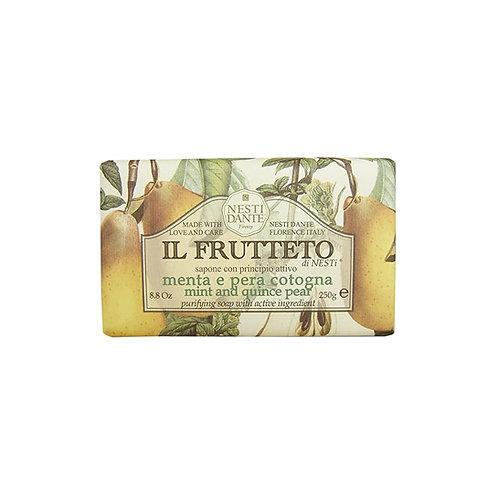Nesti Dante Il Frutteto Mint & Quince Pear 250Gr