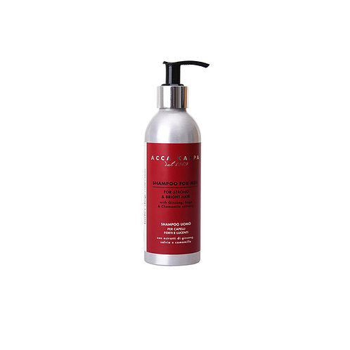 Acca Kappa Shampoo For Men 200ml