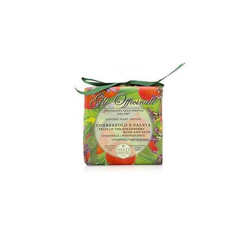 Nesti Dante Gli Officinali Strawberry Tree & Sage 200Gr