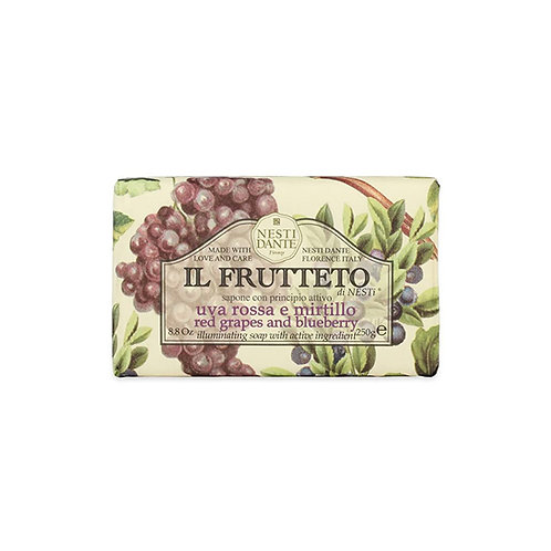 Nesti Dante Il Frutteto Red Grapes & Blueberry 250Gr