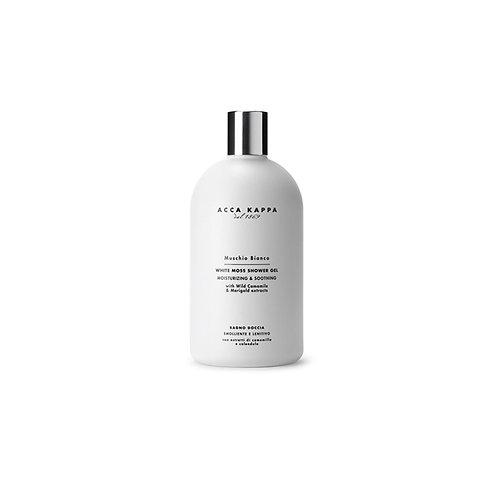 Acca Kappa White Moss Bath Foam - Shower Gel 500ml