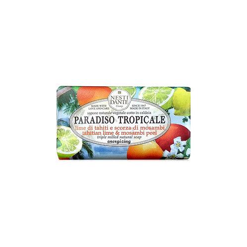 Nesti Dante Paradiso Tropicale Tahitian Lime & Mosambi Peel 250gr