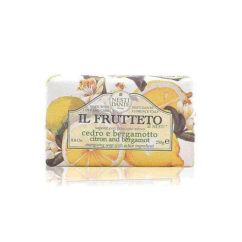 Nesti Dante Il Frutteto Citron & Bergamot 250Gr