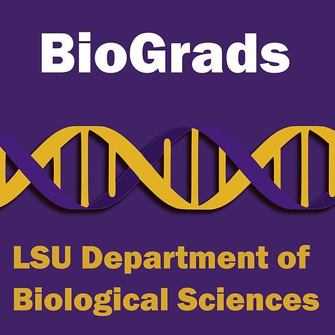 LSU Biograds | LSU Department of Biological Scienc | Graduate Students