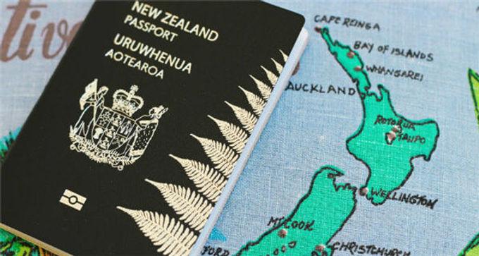 新西蘭護照,終於排在世界第一了!