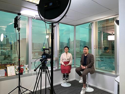 """友誠國際Zoom&Facebook直播講座:""""新加坡留學移民""""圓滿成功"""