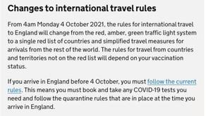 英國入境政策調整!