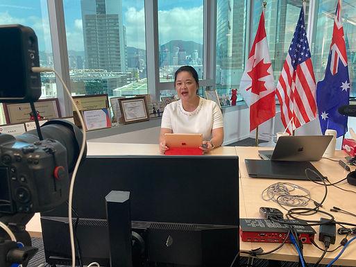 """友誠國際5月8日""""加拿大SUV創業投資移民""""講座"""