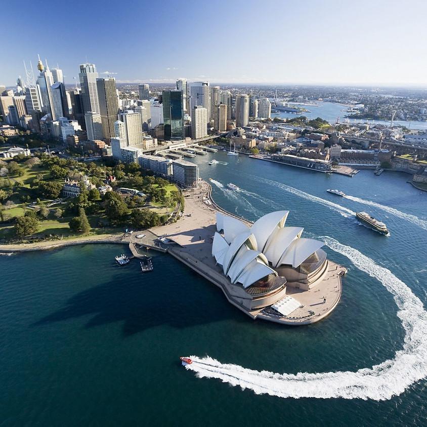 澳洲投資移民188 ABCE 免費講座