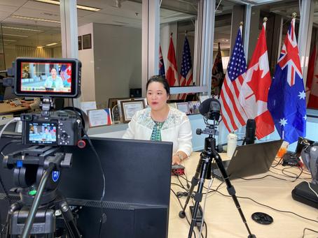 友誠國際6月24日「加拿大留學全指南 -- Stream A 留學移民計劃」線上講座