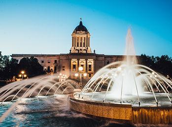 Canva - Manitoba Legislative Building, W