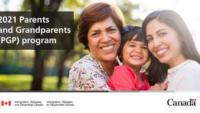 2021年父母擔保移民新一輪邀請如火如荼進行中!