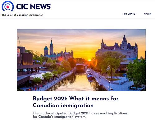 EE改革對加拿大留學生移民有什麼影響?詳解在2021預算案影響下的移民政策!