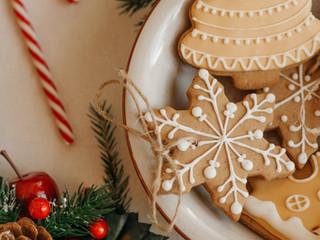Ornament from Cinnamon Dough
