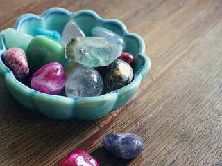 Stones by Need and Desire