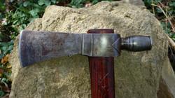 Tecumsah Tomahawk by Blackoak Forge - James Collins