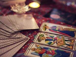 Psychic group galleries - photo of tarot cards