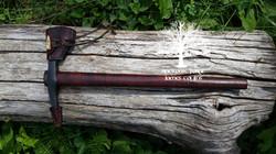 Spike Tomahawk by James Collins Blackoak Forge