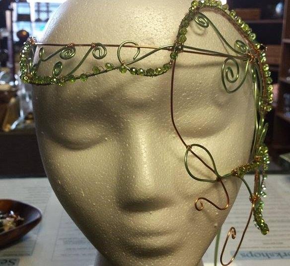 Green Goddess Mask
