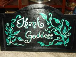 Thank Goddess