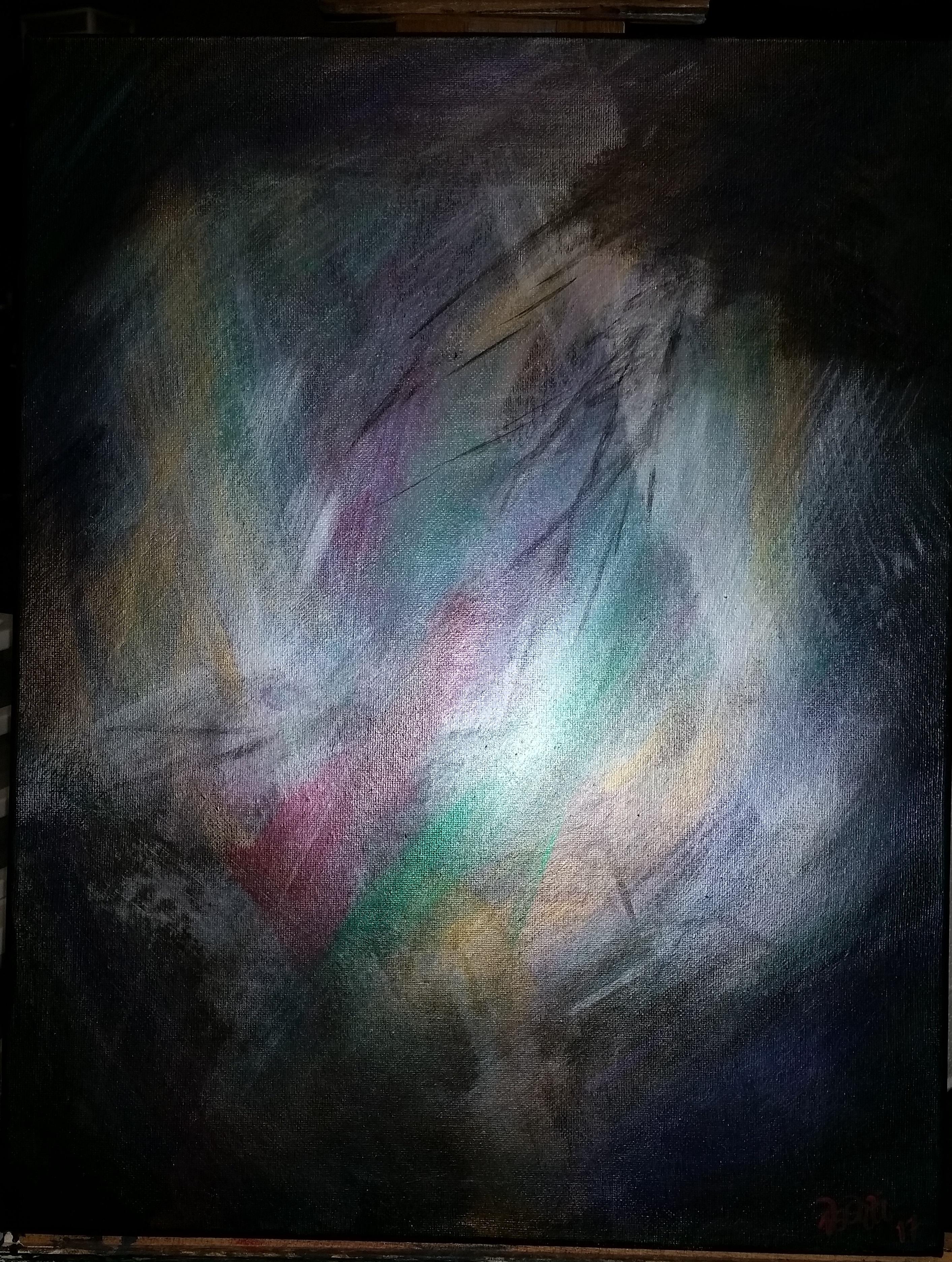 Labradorite Painting