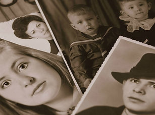 Past life readings - photo of old photos