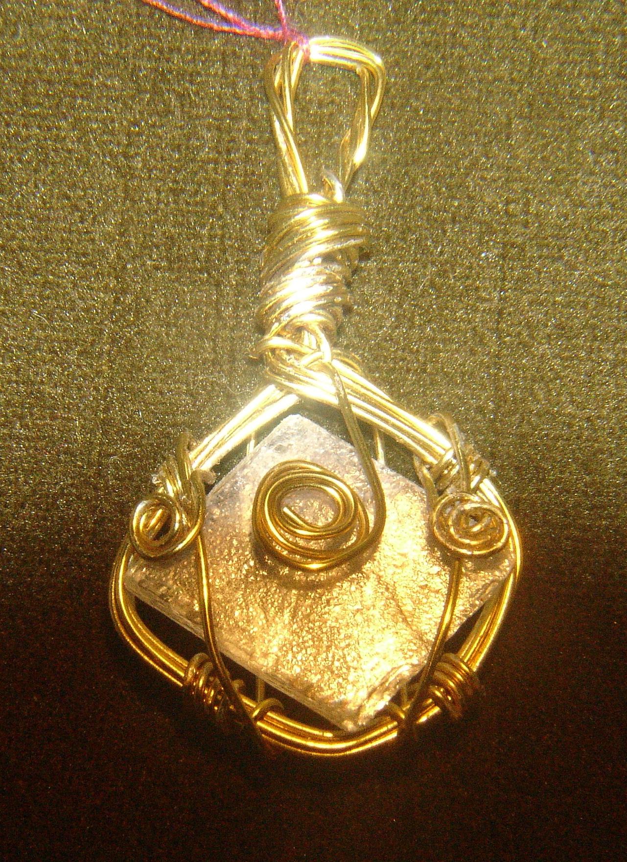 Icelandic Spar (Viking Stone)
