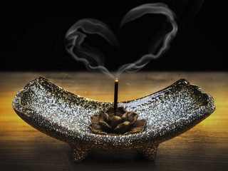 Incense Combinations for Magickal Purposes
