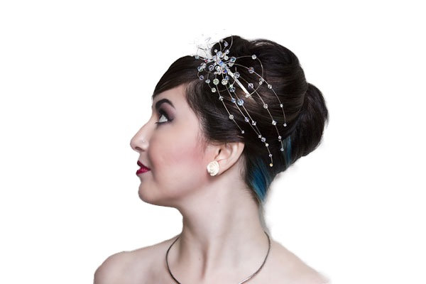 Kate Crystal Headband