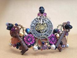 Steampunk Custom tiara