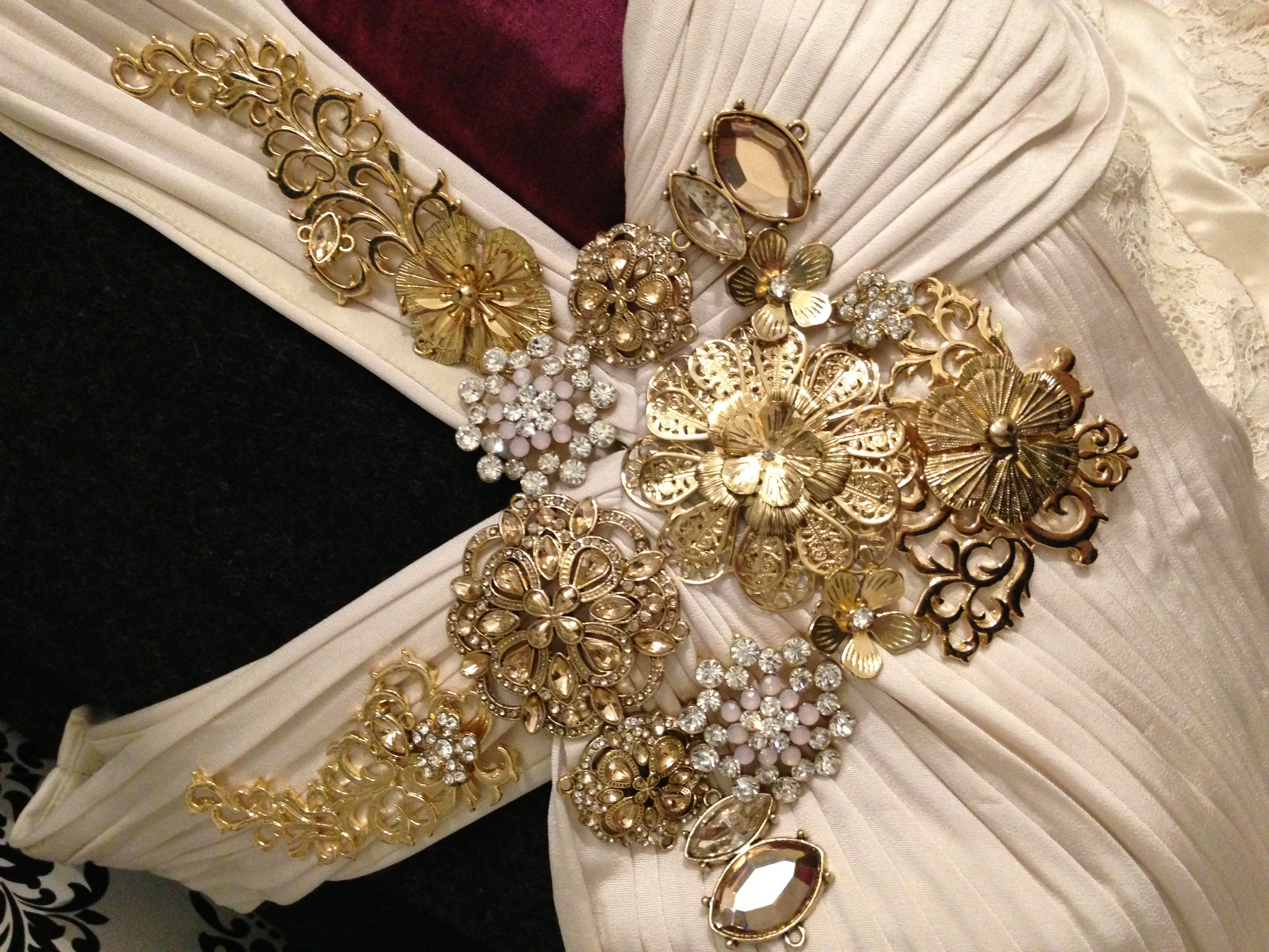 Costume detail