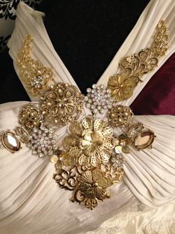 Costume detail