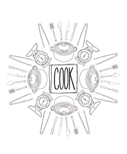 COOK kitchenalia