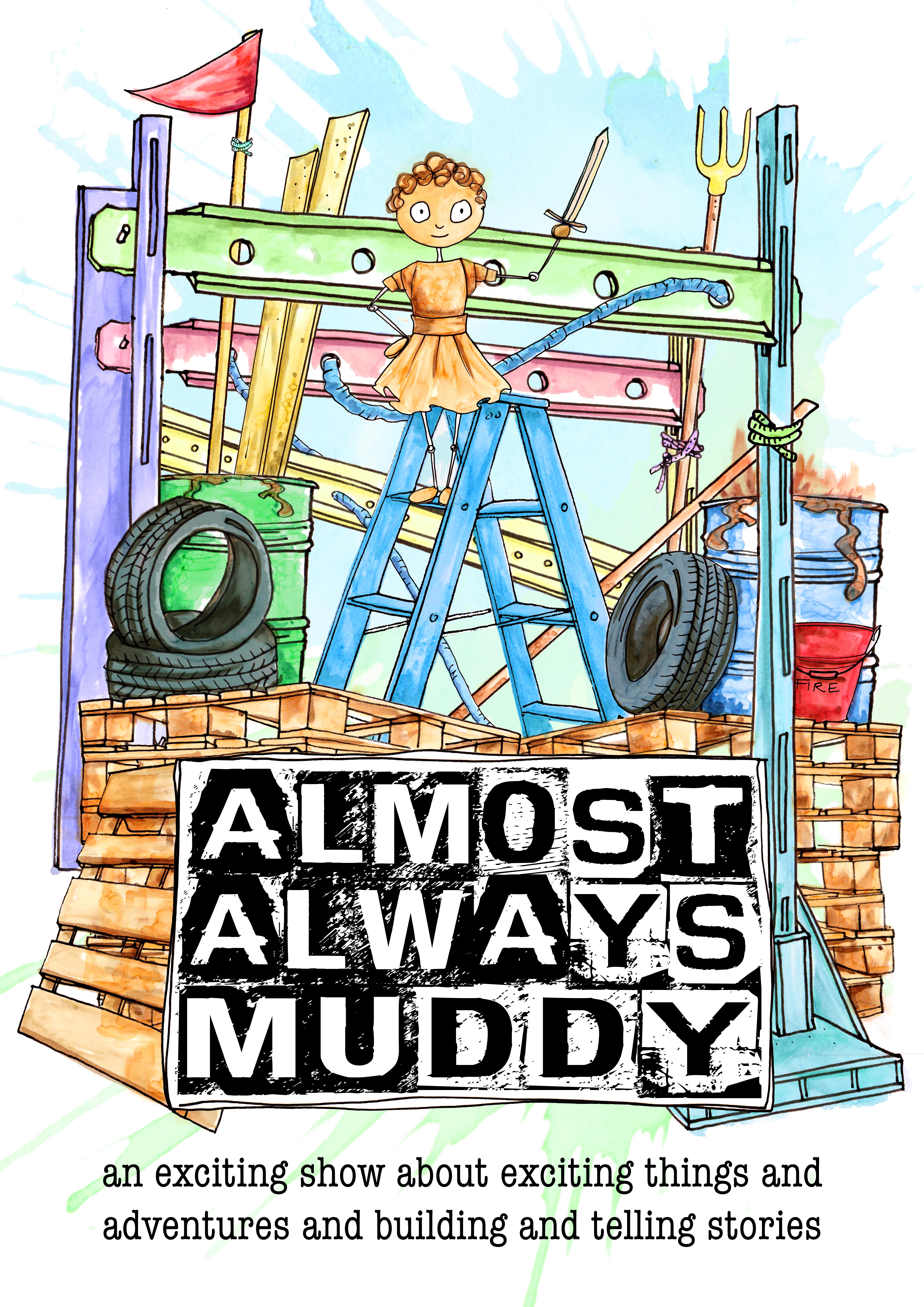 MUDDY poster