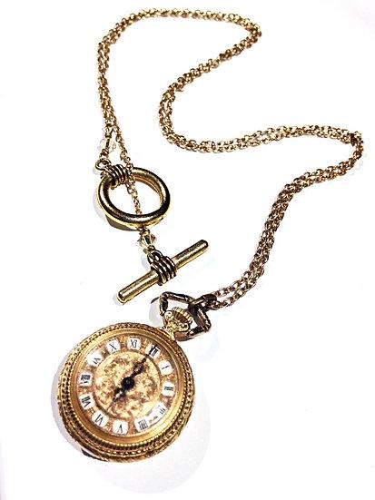 Portrait Pocket watch Pendant