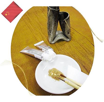 Authentic Kintsugi Repair Kit with Chinese Manual (Mandarin)