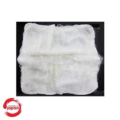 Pure Silk 100% Cotton Sheet 7.5 grams for Kintsugi Repair from Japan