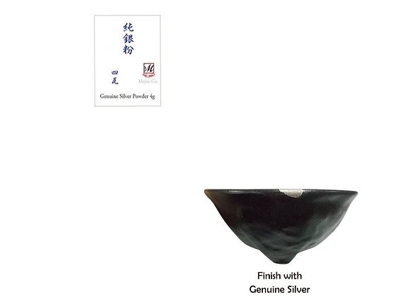 Genuine Silver Powder for Kintsugi Repair