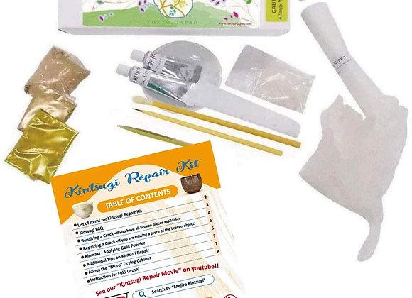 Kintsugi Repair Kit With Low Allergenic Urushi
