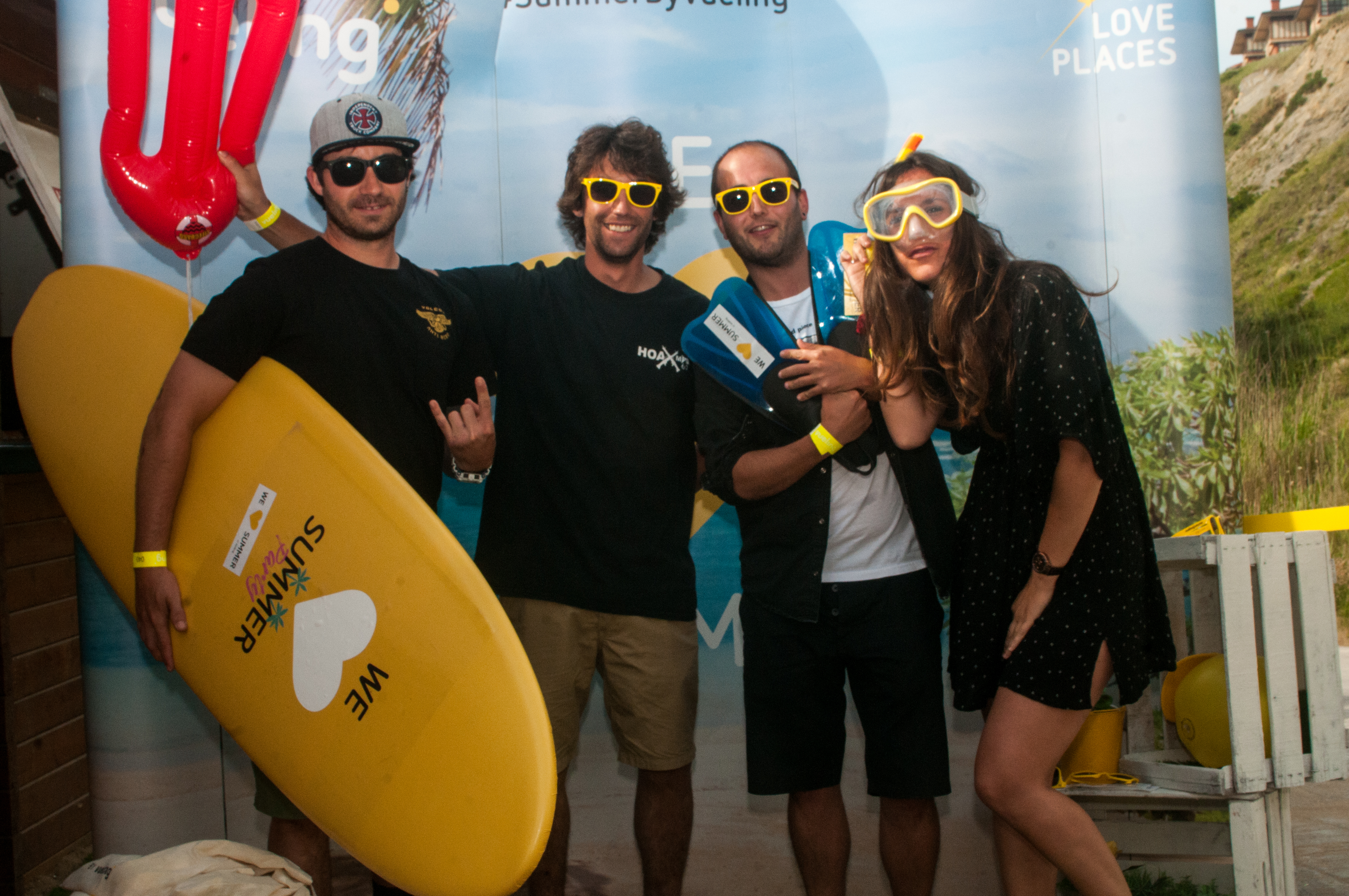 """Vueling """"Summer Party"""""""