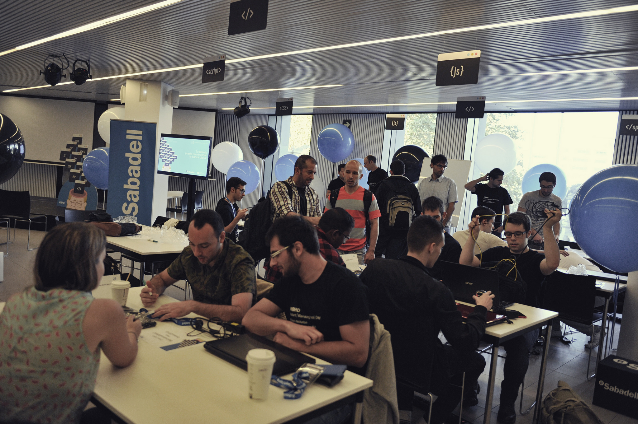 Hackathon Banc Sabadell